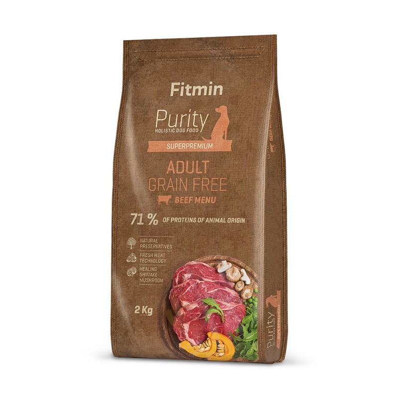 Fitmin Purity Adult Beef 2 kg