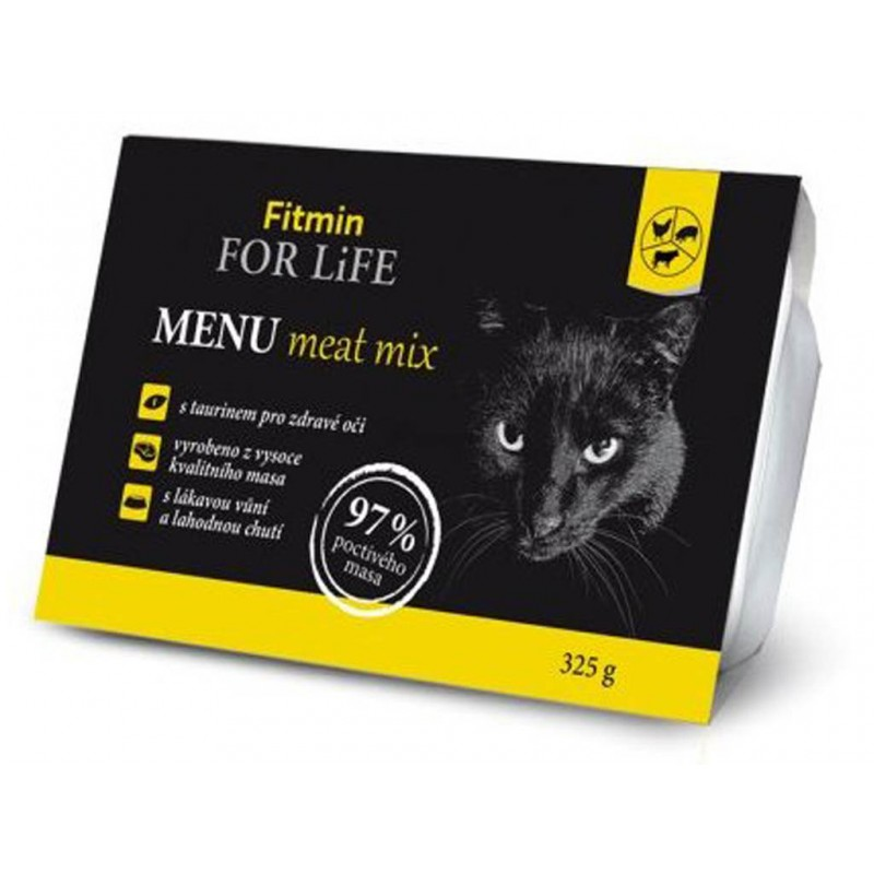 Fitmin For Life Menu Meat Mix 325 gr