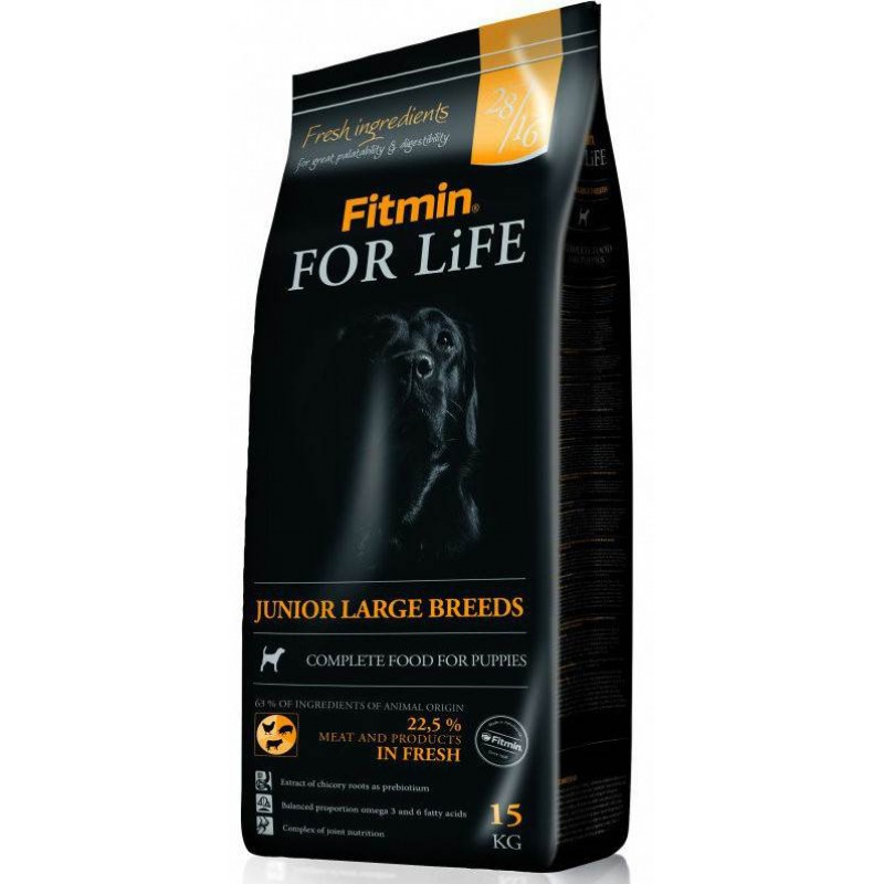 Fitmin For Life Junior large 3 kg