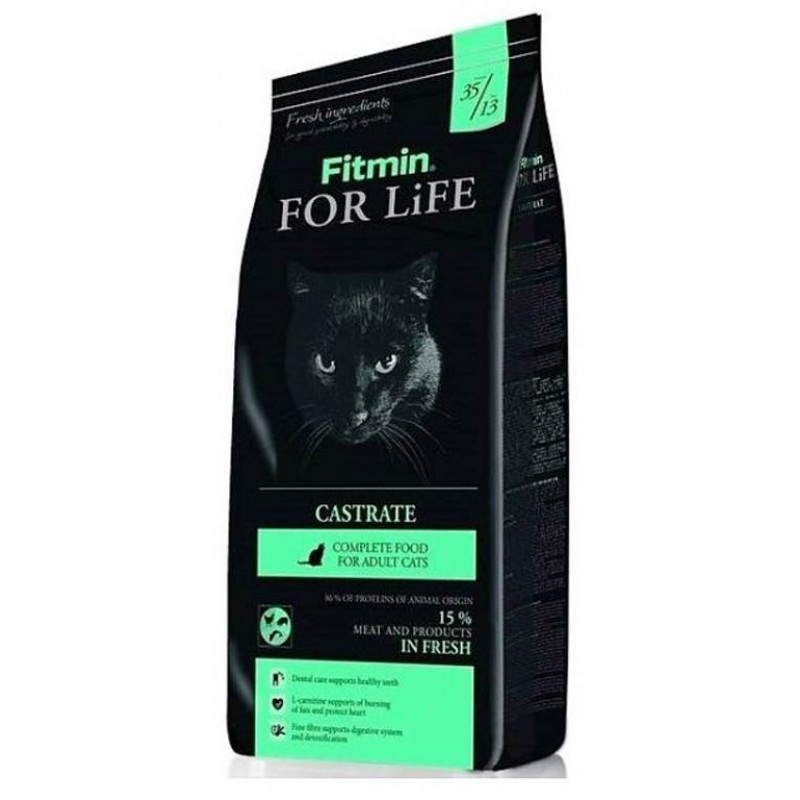 Fitmin For Life Castrate 8 kg