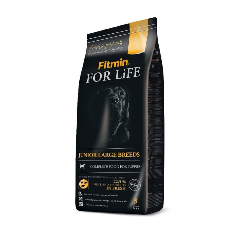 Fitmin For Life Junior large 3 kg