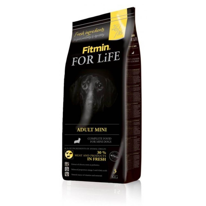 Fitmin For Life Adult Mini 3 кг