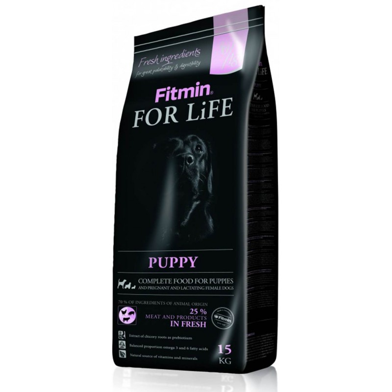 Fitmin For Life Puppy 15 кг