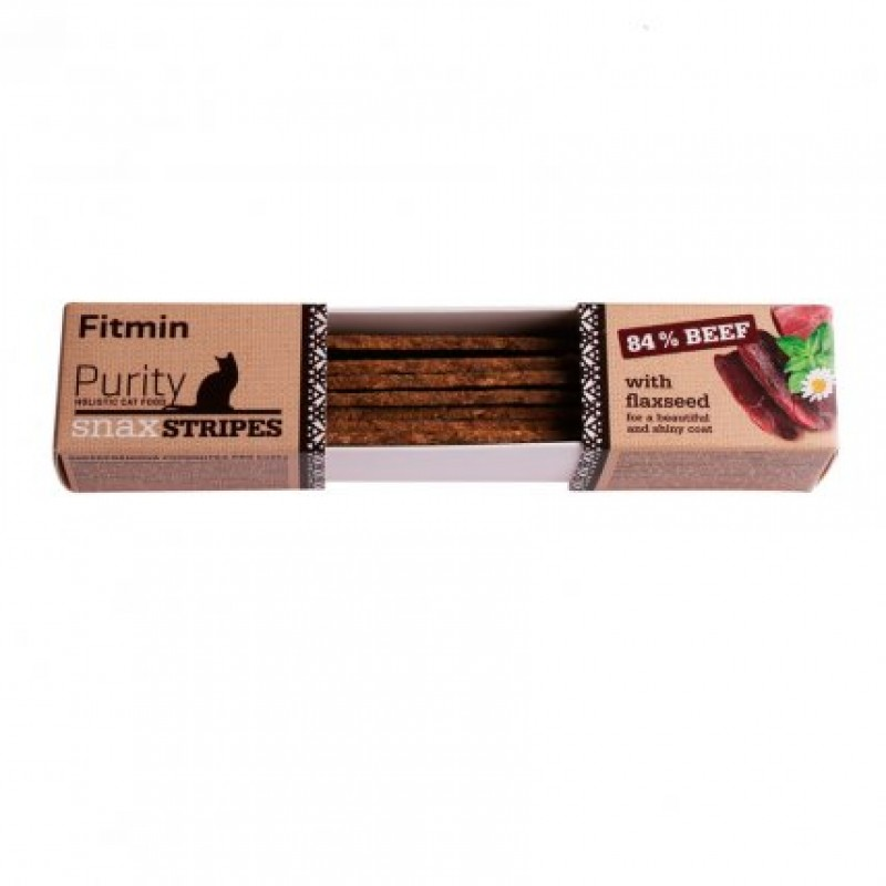 Fitmin Purity Snax Stripes Beef 35 gr