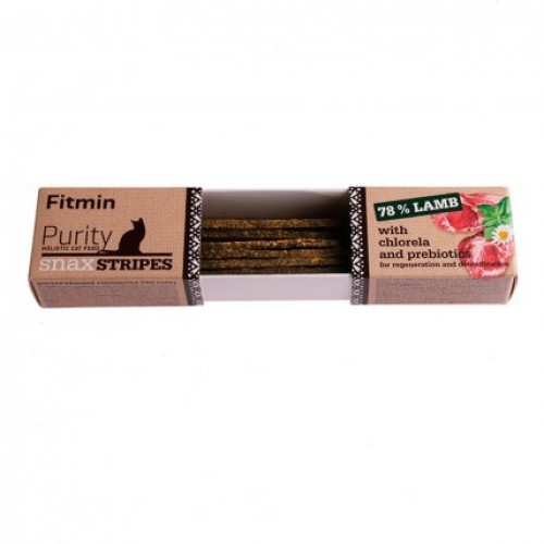 Fitmin Purity Snax Stripes Lamb 35 gr