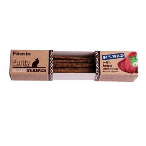 Fitmin Purity Snax Stripes Wild 35 gr