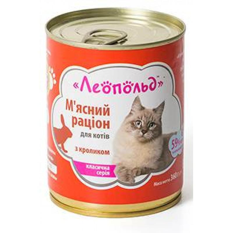 Мясной рацион для котов с к�...