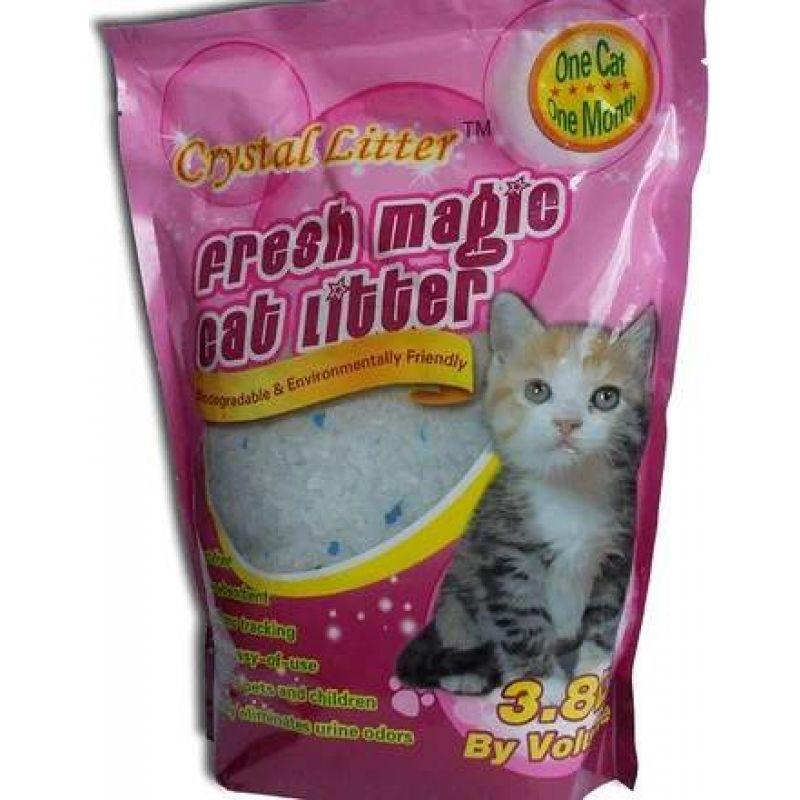Fresh Magic Crystal Cat Litter 1,6 kg
