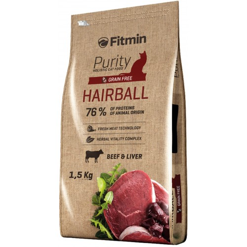 Fitmin Purity Hairball 1.5 kg