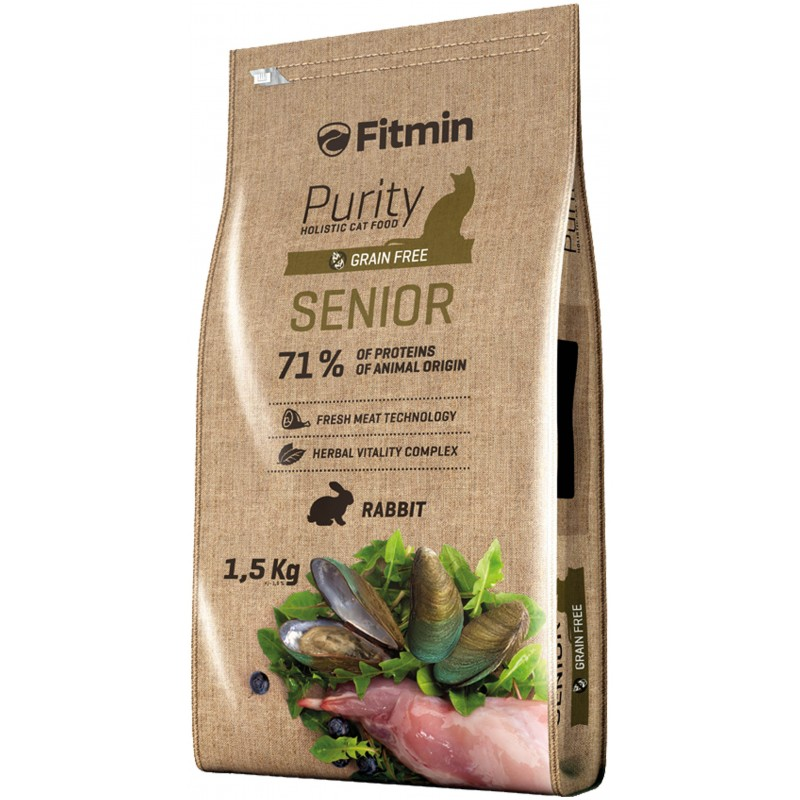 Fitmin Purity Senior 1.5 kg