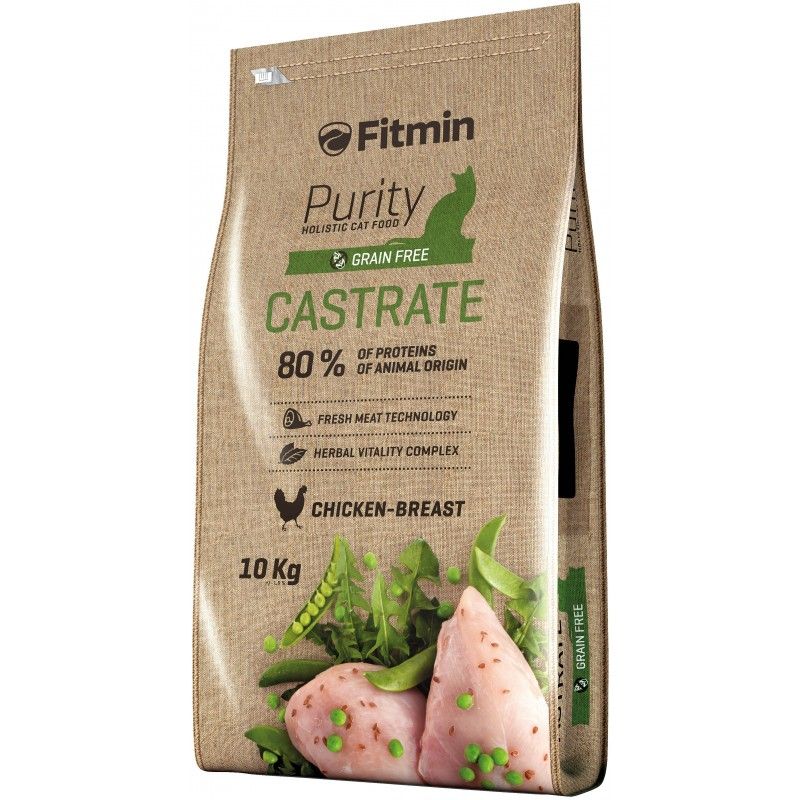 Fitmin Purity Castrate 10 kg
