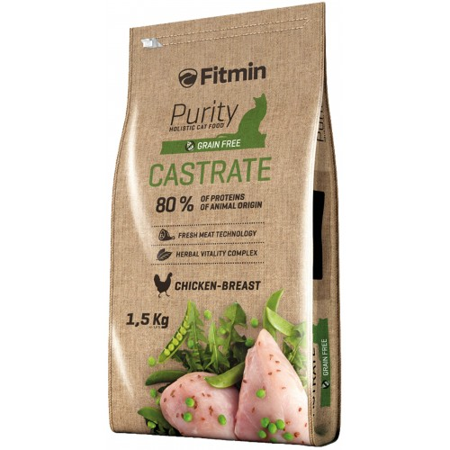 Fitmin Purity Castrate 1.5 kg
