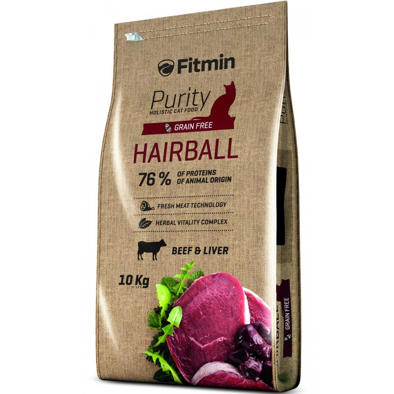 Fitmin Purity Hairball 10+1 kg