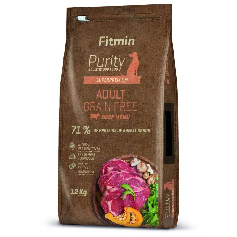 Fitmin Purity Adult Beef 12 kg