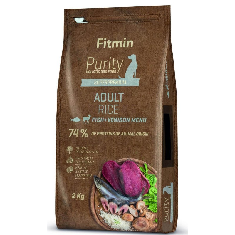 Fitmin Purity Adult Rice 2 кг