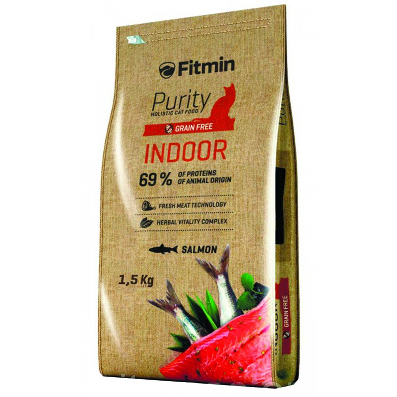 Fitmin Purity Indoor 1.5 kg