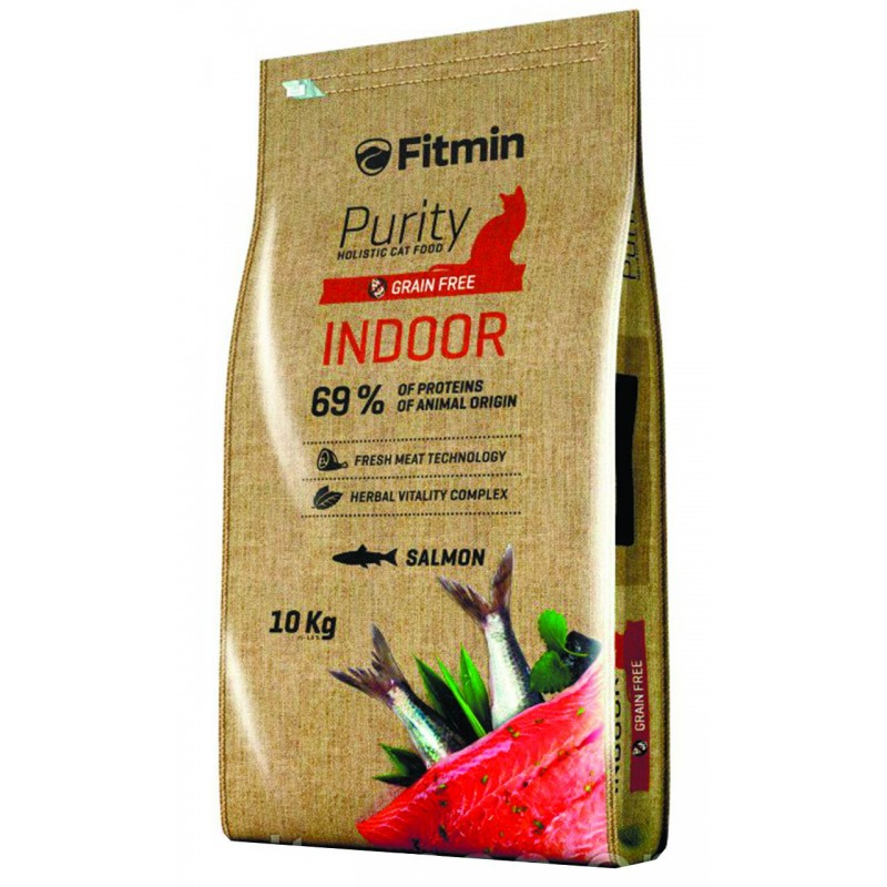 Fitmin Purity Indoor 10 kg