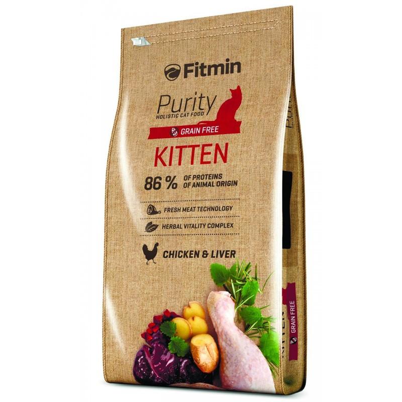 Fitmin Purity Kitten 10 kg