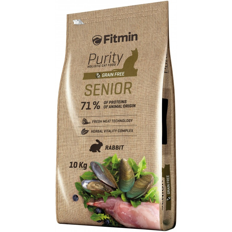 Fitmin Purity Senior 10 kg