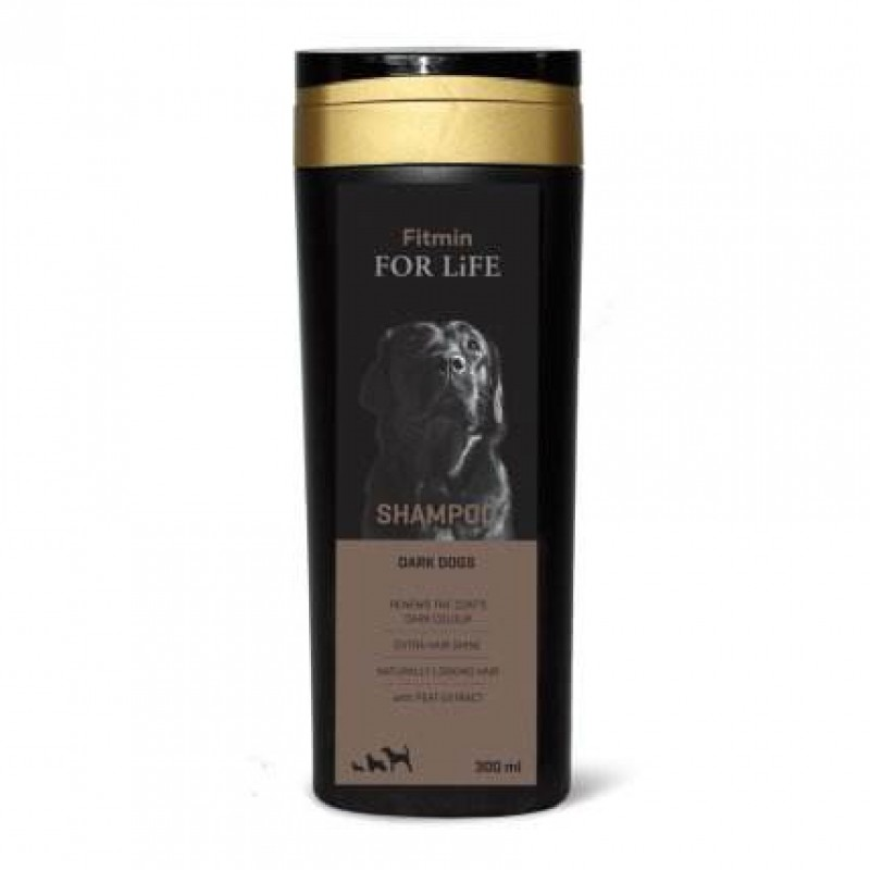 Fitmin For Life Shampoo Dark Dogs