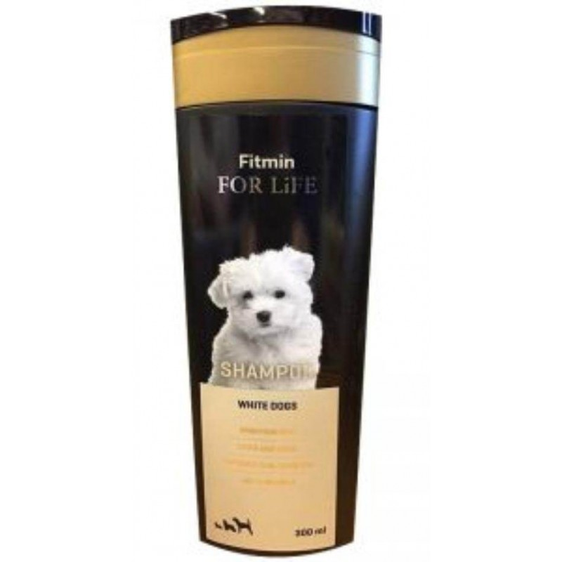Fitmin For Life Shampoo White dogs
