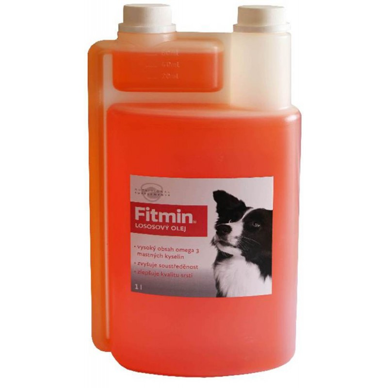 Fitmin Dog Salmon Oil 1L